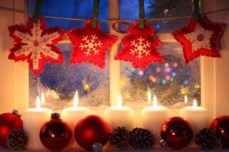 Диктор на новогоднюю елку