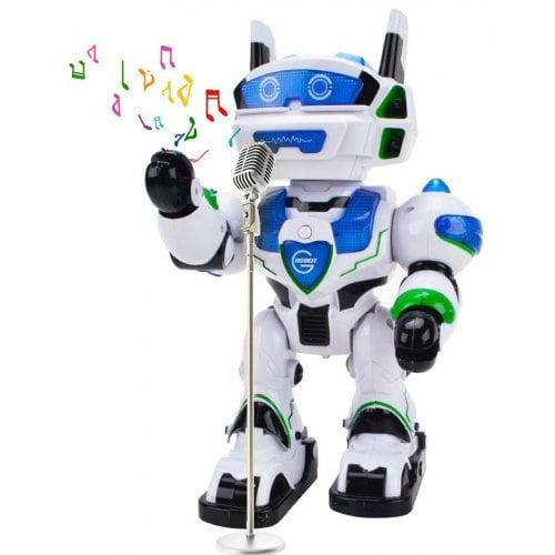 Голос диктора как у робота