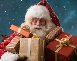 Начитка голосом Деда Мороза