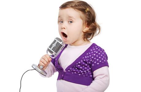 Детская песня для рекламы