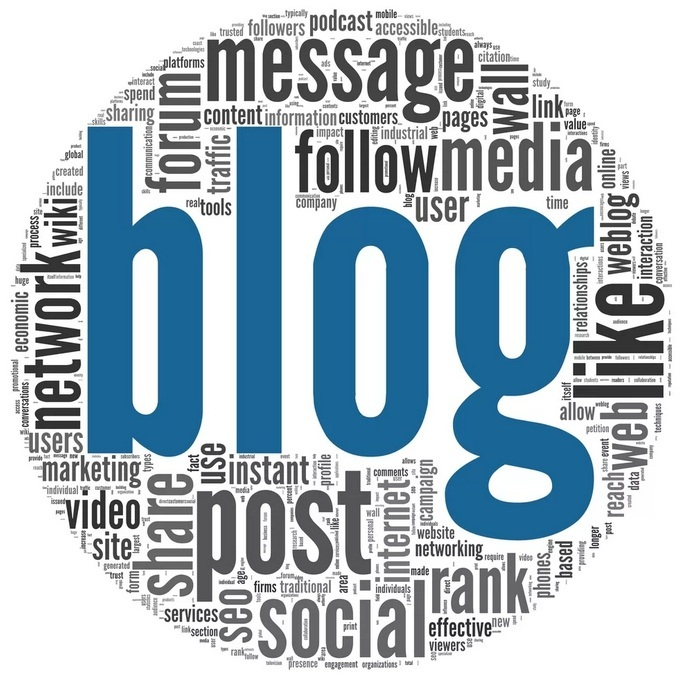 Диктор для блога