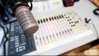 Озвучка радиоведущим