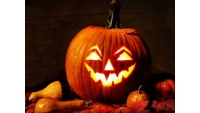 Голос диктора на Хэллоуин