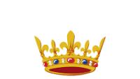 Диктор в образе царя