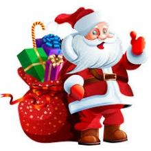 Автоответчик голосом Деда Мороза